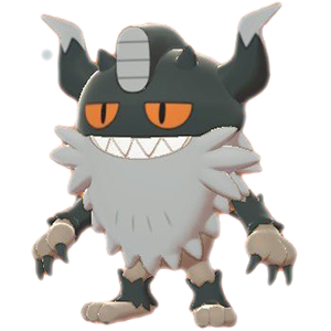 Berserkatt ingame officiel artwork Galar