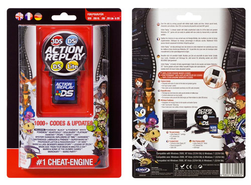 Action Replay 3DS