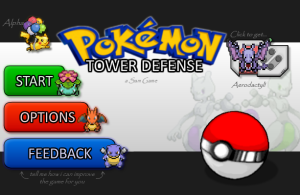 Tower Defense Pokemon