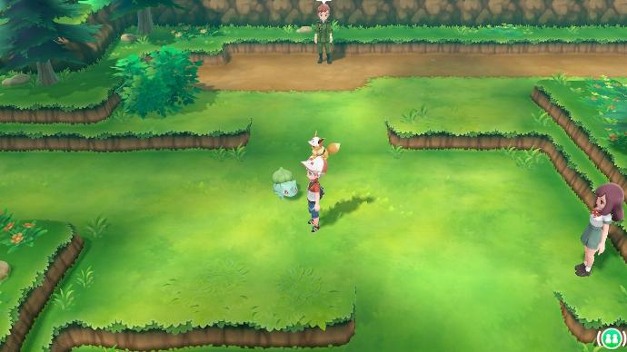 Pokemon Let's Go Route 3