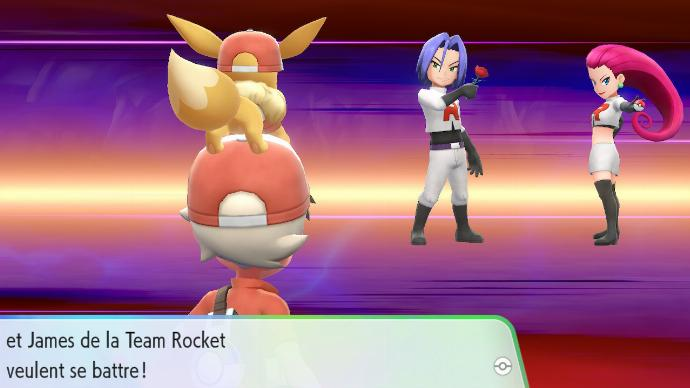 Pokemon Let's Go Combat Duo Team Rocket 1