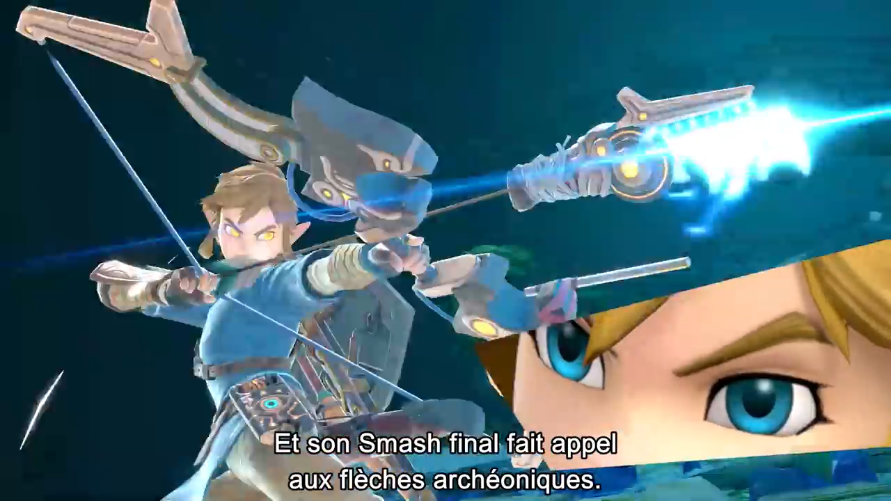 smash ultimate link final