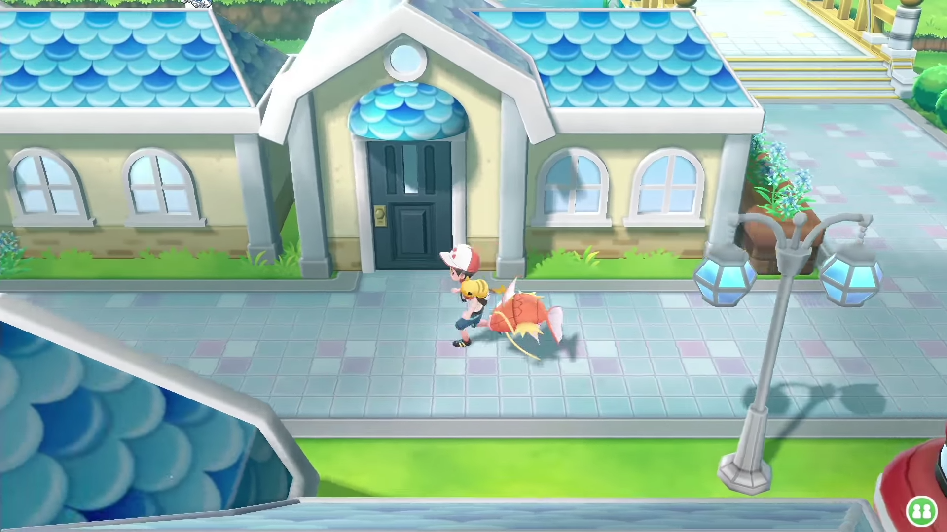 pokemon let's go magicarpe