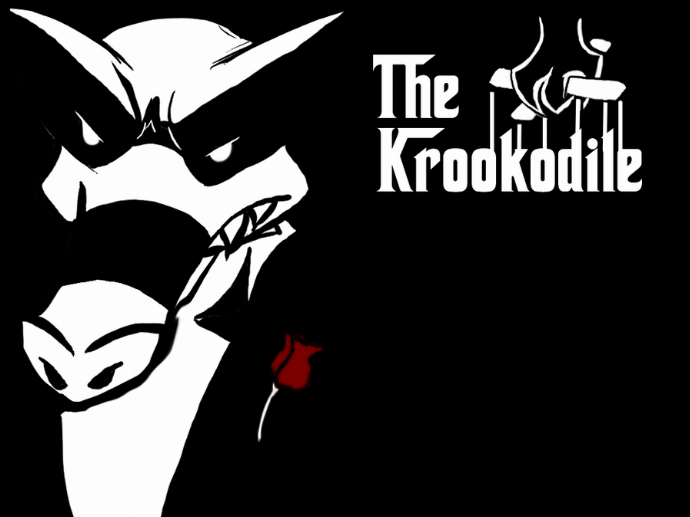 Crocorible The Krookodile Le Parrain