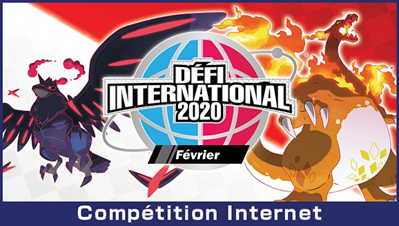 Défi International Pokémon