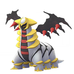 Giratina alternatif Pokémon Go