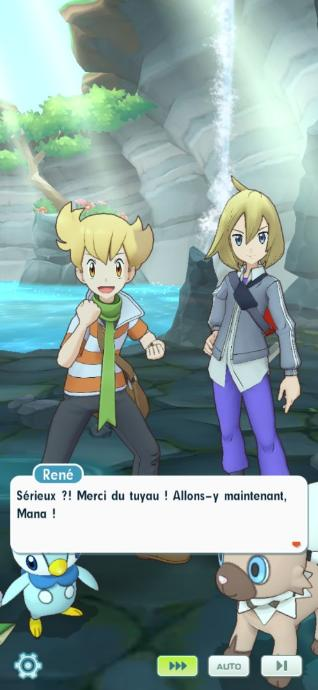 Kyrill René Pokémon Masters Screenshot