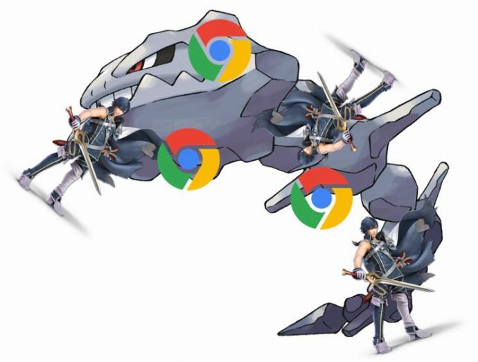 steelix chrome