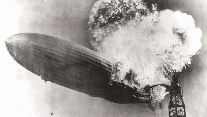 accident Hindenburg