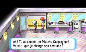 Habits Pikachu Cosplayeur