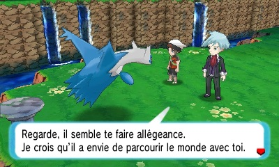 Pok mon offerts dans pokemon rubis omega saphir alpha - Pokemon version rubis evolution ...