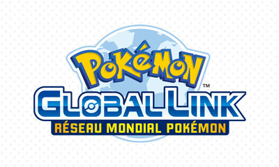 Logo officiel du Pokémon Global Link
